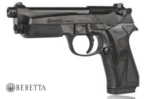 Beretta 90TWO/ASG na Kule 6mm (napęd CO2/12g.).