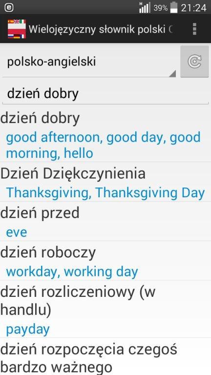 Tłumacz niemiecko polski