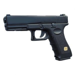Glock 17 ASG Blow-Back na Kule 6mm/Green Gaz.