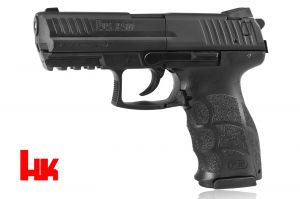 Wiatrówka Heckler&Koch P30 na Śruty Diabolo 4,5mm i BB/BBs 4,46mm/Co2.