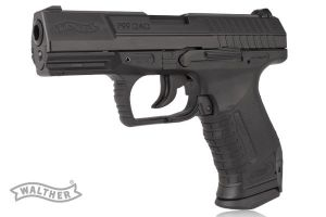 Pistolet Walther P99 Dao Blow-Back na Kule 6mm (napęd Co2/12g.).