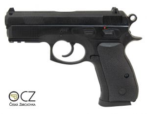 Wiatrówka (replika CZ-75 Compact) na Śruty BB/BBs 4,46mm/Co2.